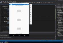 Photo of تطوير تطبيق بسيط للموبايل بإستخدام Xamarin